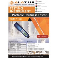 Portable Hardness Tester TIME 5120 1