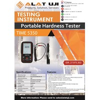 Portable Hardness Tester TIME 5350 1