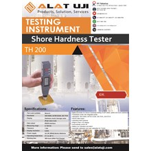 Shore Hardness Tester TH 200
