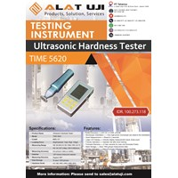 Ultrasonic Hardness Tester TIME 5620 1