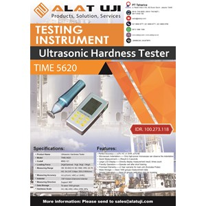 Ultrasonic Hardness Tester TIME 5620