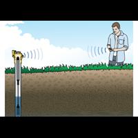Jual MX Water Level Data Logger Sensor 9m(30') MX2001-01-S 2