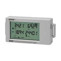 HOBO 4-Channel Thermocouple Data Logger UX120-014M 1
