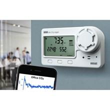 HOBO Bluetooth Low Energy Carbon Dioxide - Temp - RH Data Logger MX1102