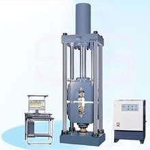 WAW-600E/1000E/2000E microcomputer controlled electro-hydraulic servo tensile testing machine (push clamp)