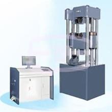 WAW-1000D microcomputer controlled electro-hydraulic servo universal testing machine