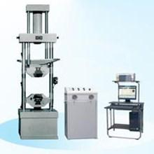 WEW-100 Computer Screen Display Hydraulic Universal Testing Machine