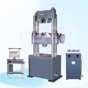 WEW/300C/600C/1000C microcomputer screen display hydraulic universal testing machine