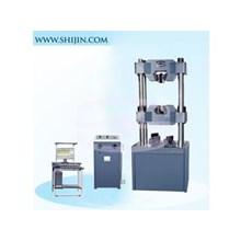 WEW-300D/600D microcomputer screen display hydraulic universal testing machine
