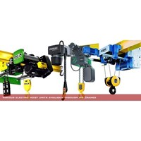 Jual Lifting Equipment - Demag