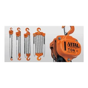 Lifting Equipment - Vital 3