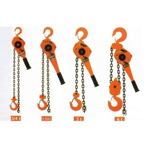 Lifting Equipment - Lever Block