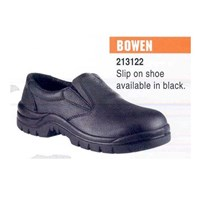 Krushers Safety Shoes - Bowen