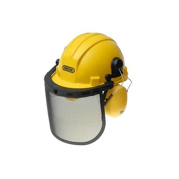 Helm Safety Oregon Yellow