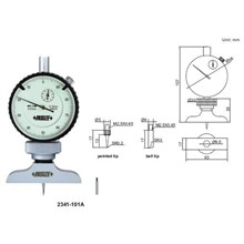 Dial Depth Gauge InSize