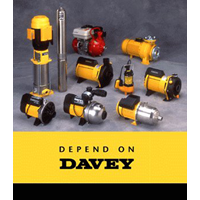 Pompa Air Davey 1