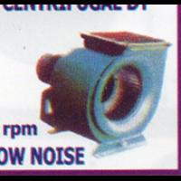 Centifugal Fan Low Noise 1