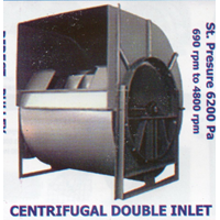 Centrifugal Fan Double Inlet