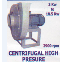 Centrifugal Fan High Pressure