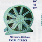 Axial Direct Fan 1
