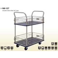 Hand Truck Prestar Platform Trolley Nb-127 (150Kg) 1