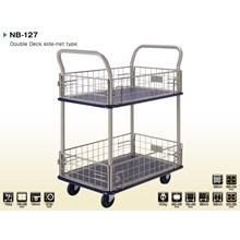 Hand Truck Prestar Platform Trolley Nb-127 (150Kg)