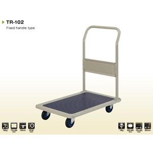 Hand Truck Prestar Platform Trolley Tr-102 (150Kg)