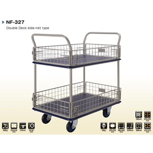 Hand Truck Prestar Platform Trolley Nf-327 (300Kg)