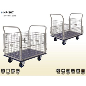 Hand Truck Prestar Platform Trolley Nf-307 (300Kg)