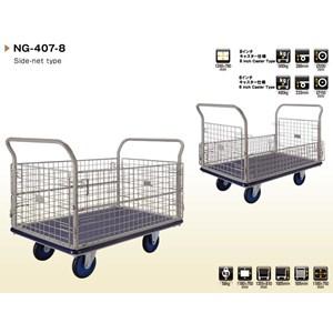 Hand Truck Prestar Platform Trolley Ng-407 (500Kg)