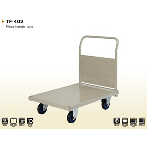 Hand Truck Prestar Platform Trolley Tf-402 (400Kg)