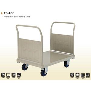 Hand Truck Prestar Platform Trolley Tf-403 (400Kg)