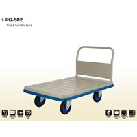 Hand Truck Prestar Platform Trolley Pg-502 (600Kg) 1
