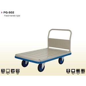 Hand Truck Prestar Platform Trolley Pg-502 (600Kg)