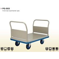 Hand Truck Prestar Platform Trolley Pg-503 (600Kg) 1