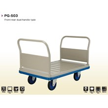 Hand Truck Prestar Platform Trolley Pg-503 (600Kg)