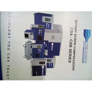 Kompresor. Angin Ceccato 7.5Hp-220Hp Promo