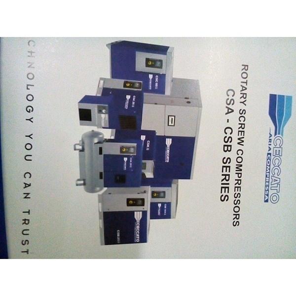 Kompresor Angin Ceccato 7.5Hp-220Hp Promo
