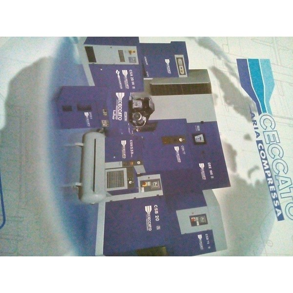 Kompresor  Angin 7.5Hp-220Hp Promo Ceccato