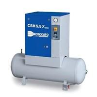 Jual Kompresor Angin - Screw Compressor CSM Mini 3-10HP 2