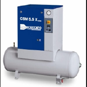 Kompresor Angin - Screw Compressor CSM Mini 3-10HP