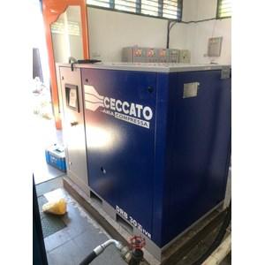 Kompressor Angin Screw Ceccato tipe 30HP IVR