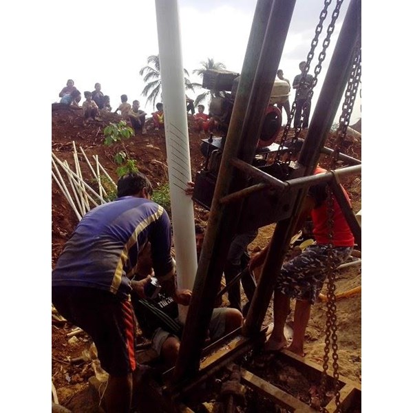 Foto From contractor bore pile in gresik 0