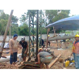 Bore Pile murah di sidoarjo By Purnomo Bore Pile Indonesia