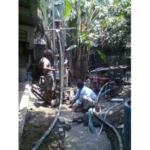 Bor Sumur Murah Sidoarjo By CV. Purnomo Bore Pile Indonesia