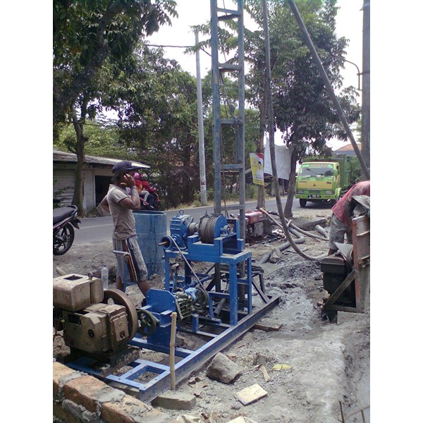 Foto From Well Drilling Cheap Surabaya 0