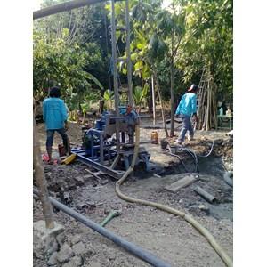 Bor Sumur Murah Gresik By CV. Purnomo Bore Pile Indonesia