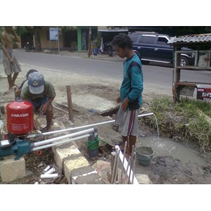 Sumur Bor Surabaya By CV. Purnomo Bore Pile Indonesia