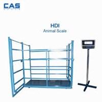 Timbangan Hewan CAS HDI