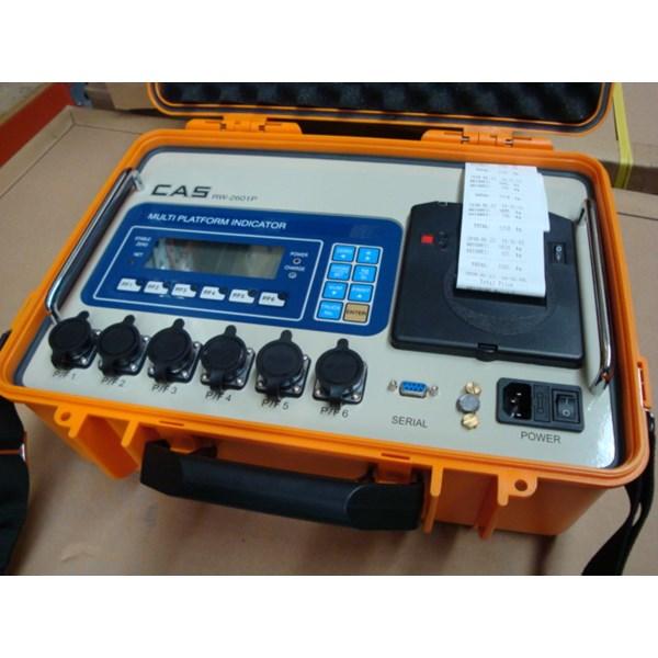 Indikator Timbangan CAS RW2601P